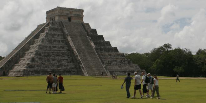 México. La Ciudad Maya de Chichén Itzá