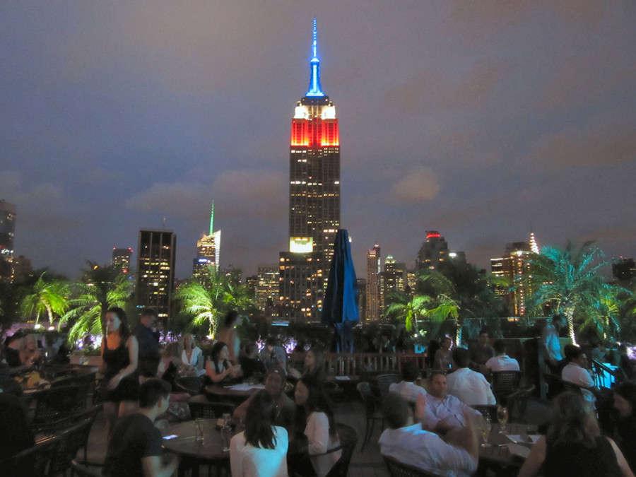 Nueva York en la palma de tu mano