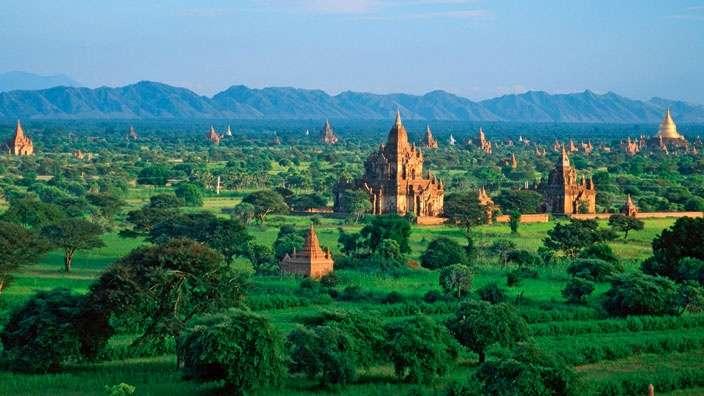 Itinerario de viaje a Myanmar en 28 días de Javi y Marijke