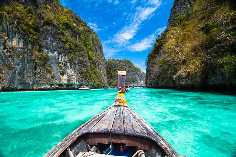 Itinerario de viaje a Tailandia en 26 días de María y Juven