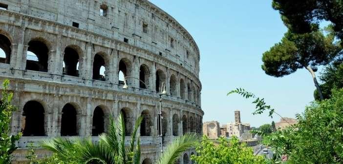 Visitar Roma por primera vez
