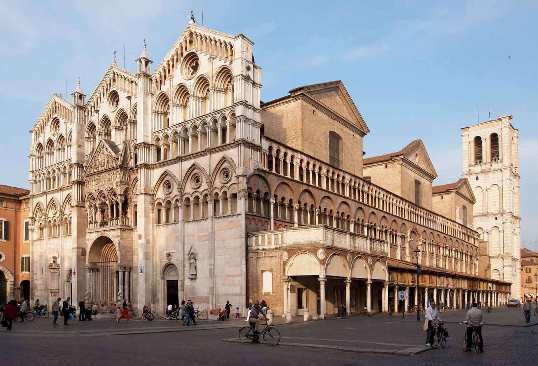 Ferrara (Italia). Ciudad Patrimonio UNESCO y última morada de Lucrecia Borgia.