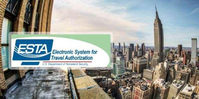Solicitar y tramitar el ESTA para viajar a Nueva York (EEUU)