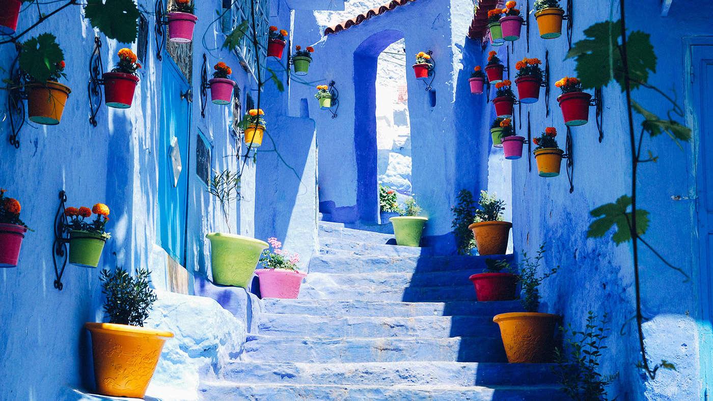 Chefchaouen: un tesoro azul (Marruecos)
