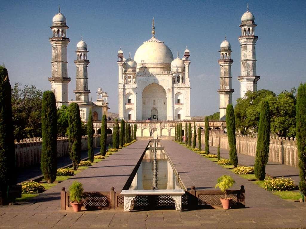 Bibi Ka Maqbara, el otro Taj Mahal de la India