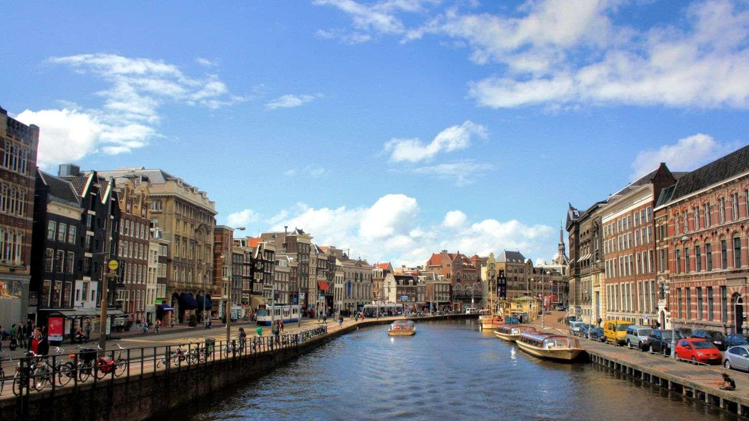 Ámsterdam: preparando el viaje.