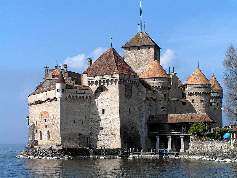 Château Chillon o Invernalia: 'Winter is coming'