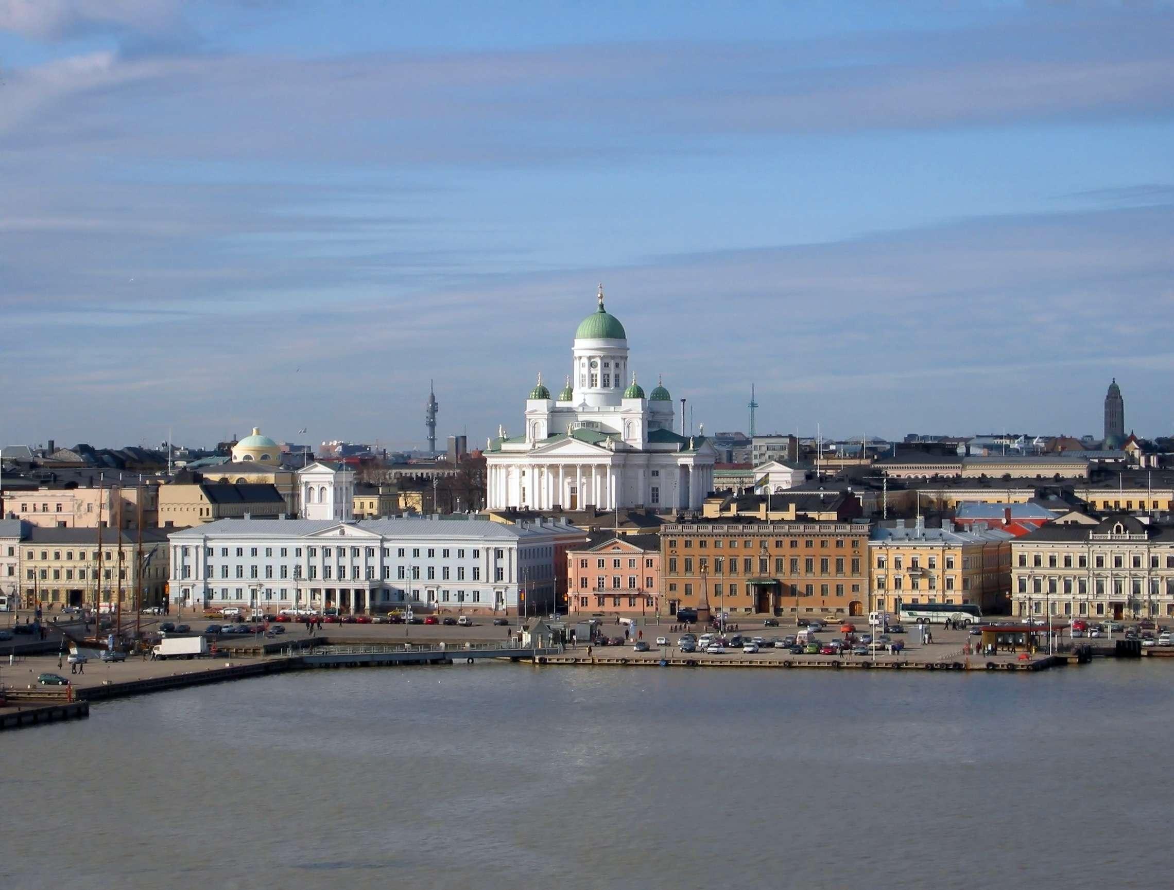 ¿Primera vez en Helsinki?