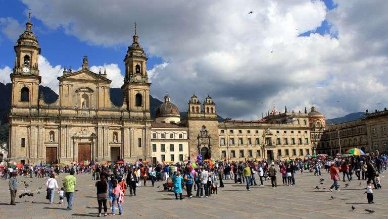 6 lugares para visitar en Bogotá tu primera vez