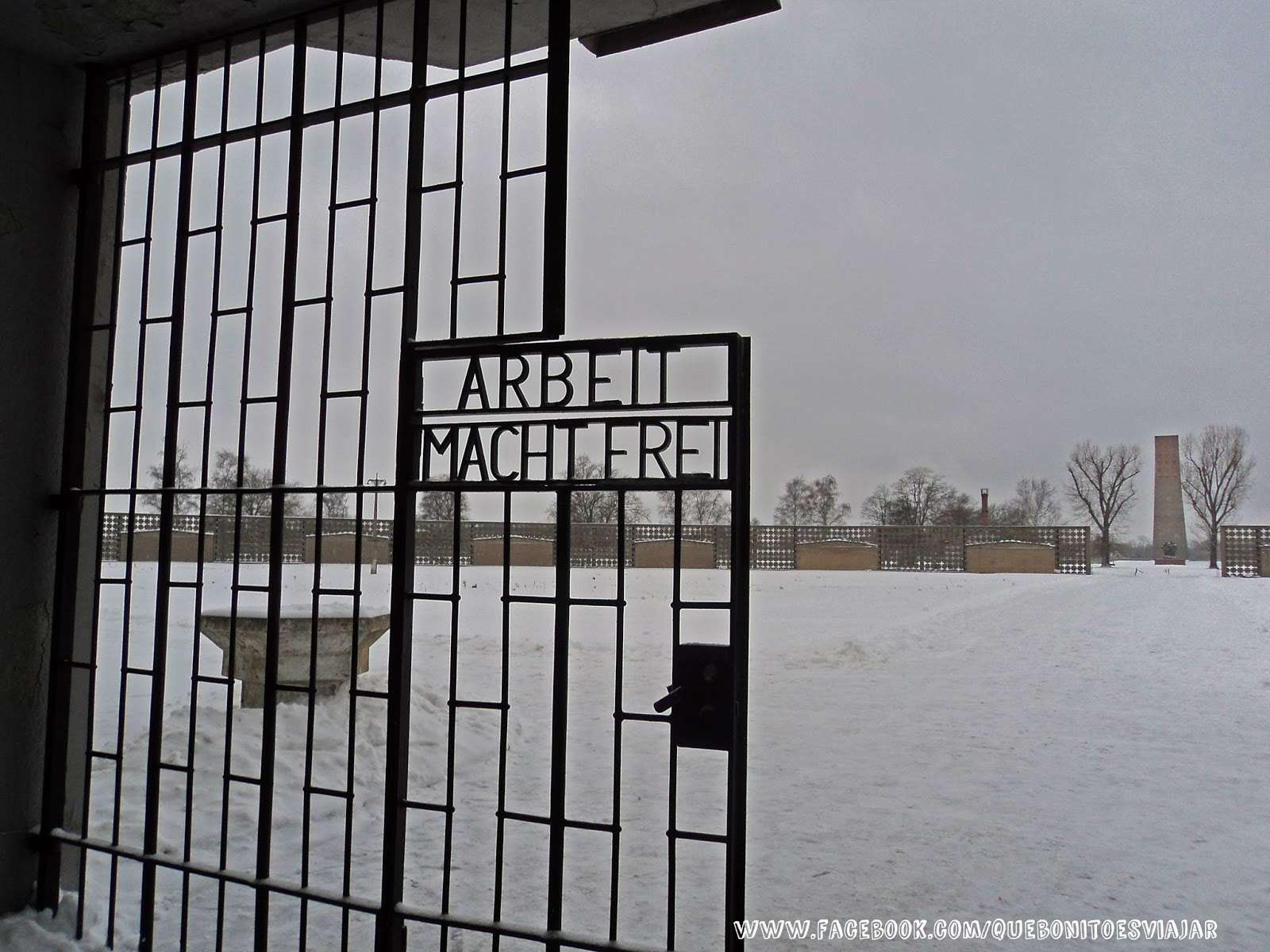 Visita al Campo de Concentración de Sachsenhausen