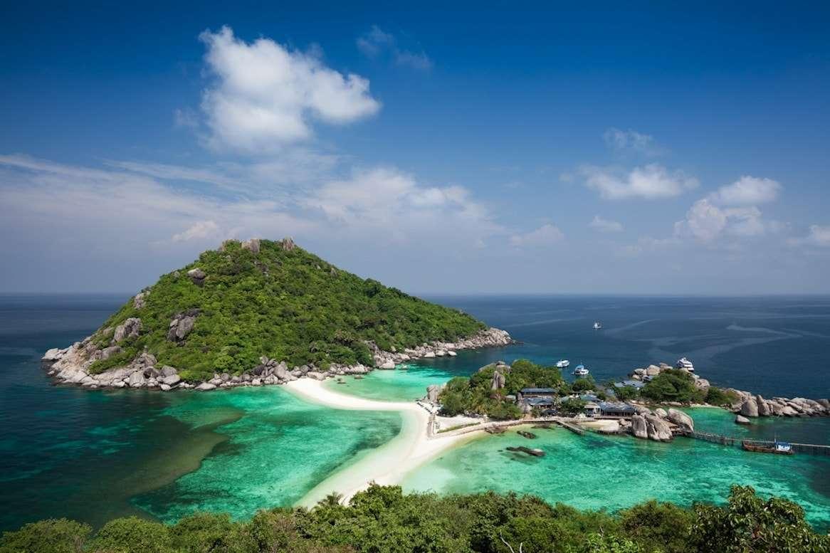 Buceo en Koh Tao (Tailandia)