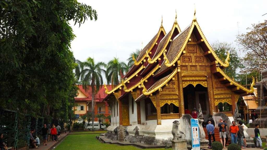Visitar Chiang Mai: sus templos (Tailandia)