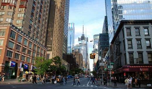 DÍA 2 – NUEVA YORK: Midtown, TOR y Musical Rey León