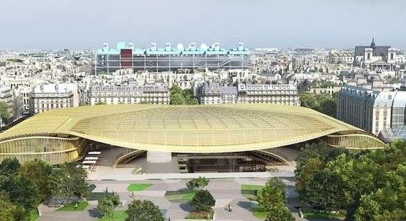 ¿Estará maldito el vientre de París?