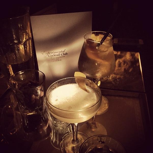 Dónde tomar una copa en París