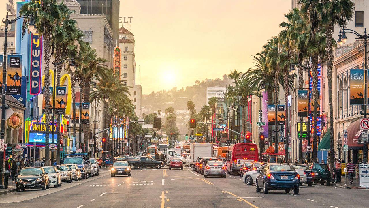 Los Ángeles: Mucho más que Hollywood