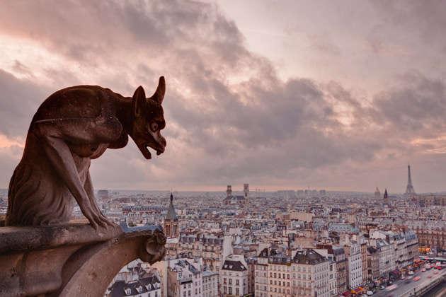 París en 3 días: Día 1