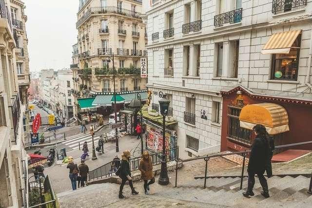 París en 3 días: Día 2