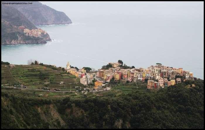 Cinque Terre: Un litoral repleto de color