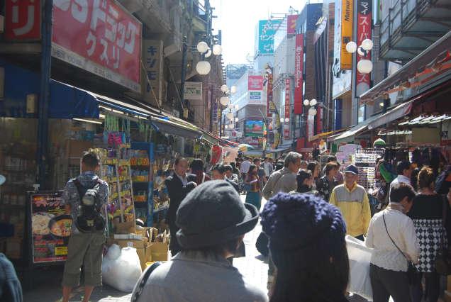 DÍA 3: TOKYO – Ueno, Akihabara y Odaiba (Onsen)