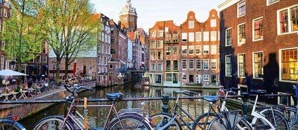 Holanda II. Día 1. Amsterdam