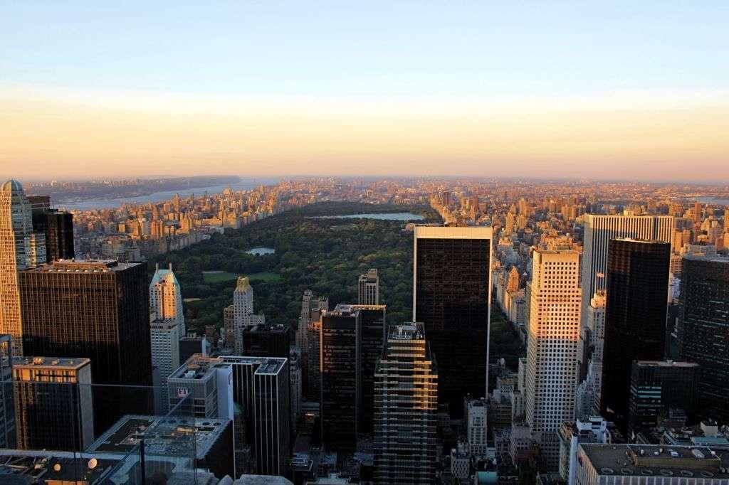 Nueva York, un poquito de historia