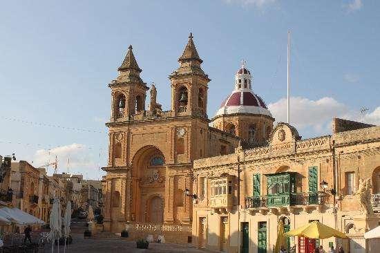 Un mercadillo encantador en Malta: Marsaxlokk
