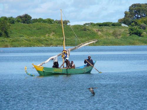 El Lago Victoria y la llanura sin fin, el impresionante Serengueti.