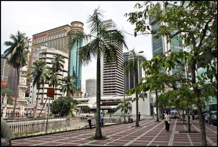 Kuala Lumpur: Una visita rápida a la capital de Malasia
