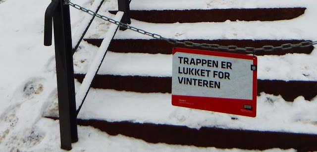 Caminando sobre las aguas de Copenhague