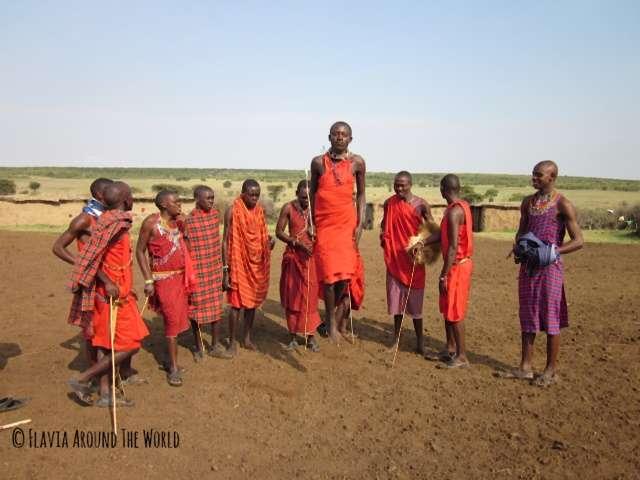 10 consejos para disfrutar de tu safari en Masai Mara