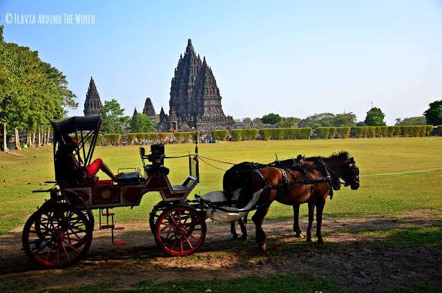Los templos de Prambanan: comenzando a descubrir Indonesia.