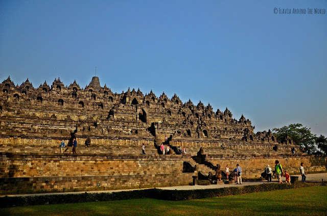 Borobudur, el gran templo budista