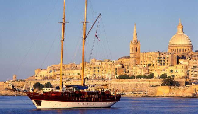 ¡Estoy de vuelta! Preparativos del viaje a Malta