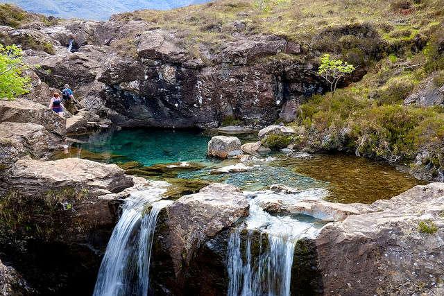 Escocia. Skye, ¡Qué pedazo isla!