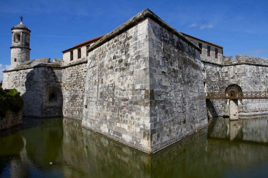Fortalezas en La Habana (Cuba)