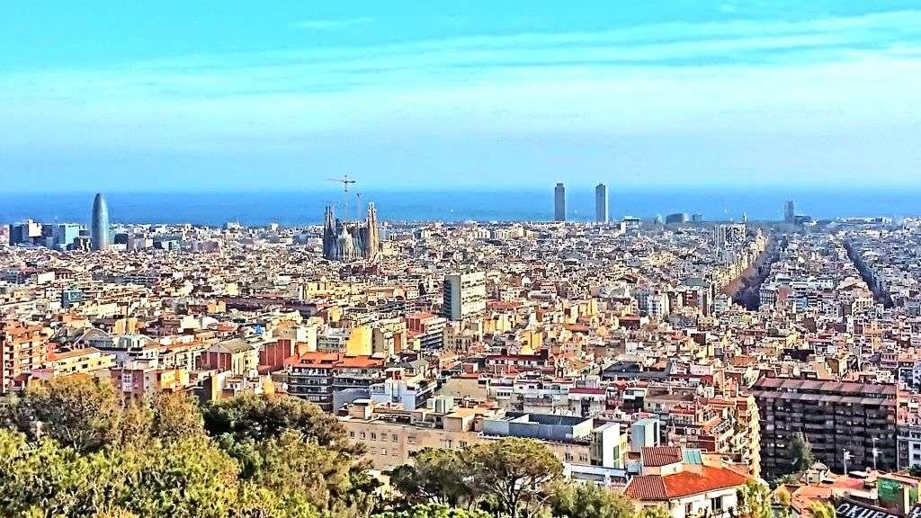 Fin de semana de tres días en Barcelona