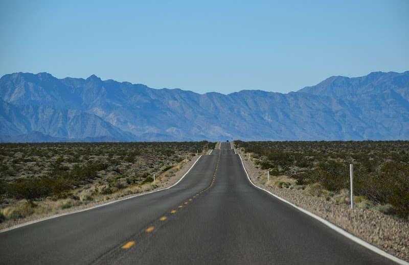 3 días visitando el Valle de la Muerte (Death Valley)
