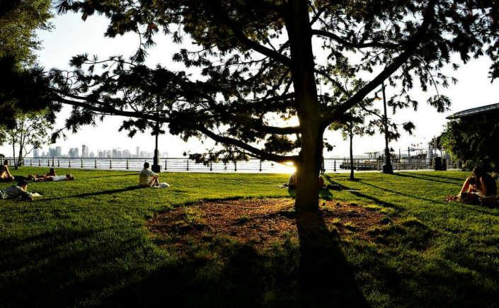 Un paseo por el Hudson River Park de Nueva York