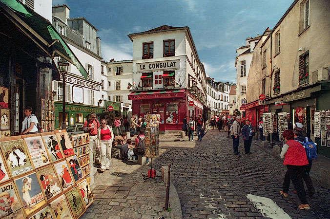 Montmartre y sus encantos