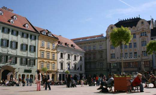 Bratislava no es fea, tiene su encanto [Video]