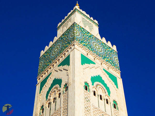 Mezquita Hassan II: La más alta del mundo está en Marruecos