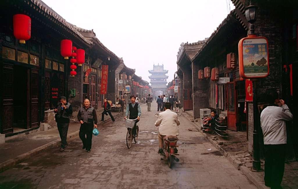 Viajar por tu cuenta a la ciudad antigua de Pingyao en China