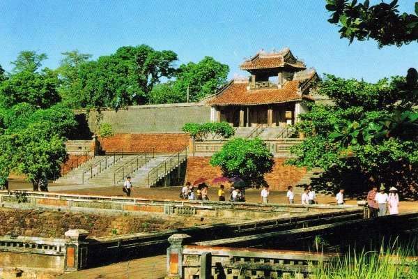La Ciudad Imperial de Hué (Vietnam)