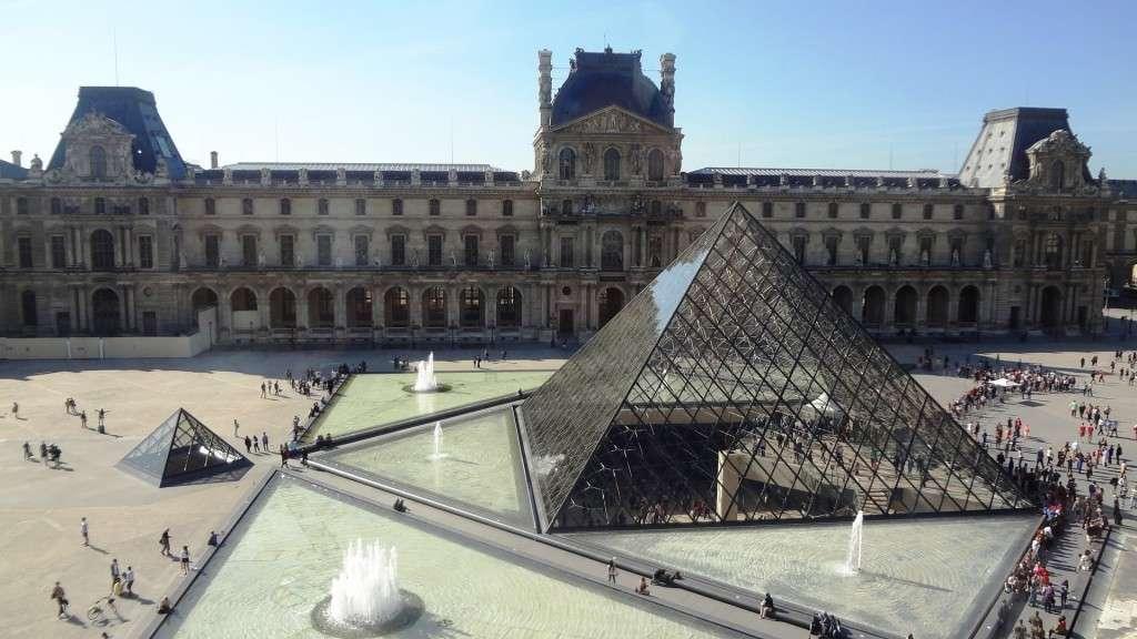 París: preparando el viaje.