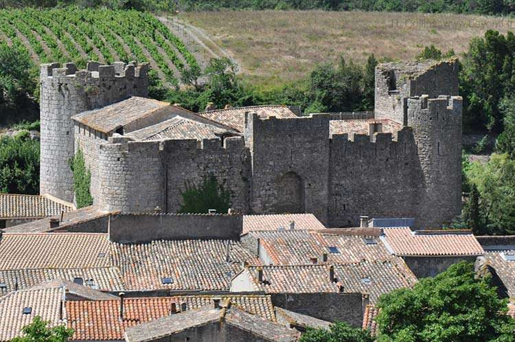 País Cátaro IV: Parte I – Castillo de Aguilar y Villerouge-Termenés