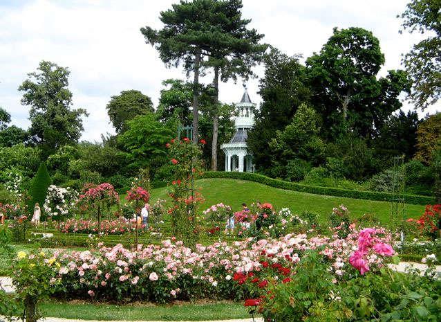 Visitando el Bois de Boulogne en París