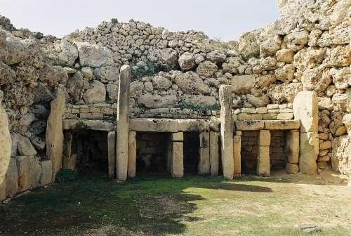 Visitando los templos más antiguos del mundo en Malta