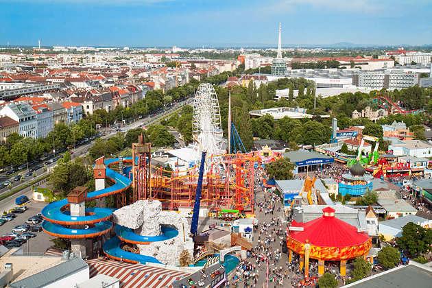 Prater: El parque de atracciones más antiguo en Viena
