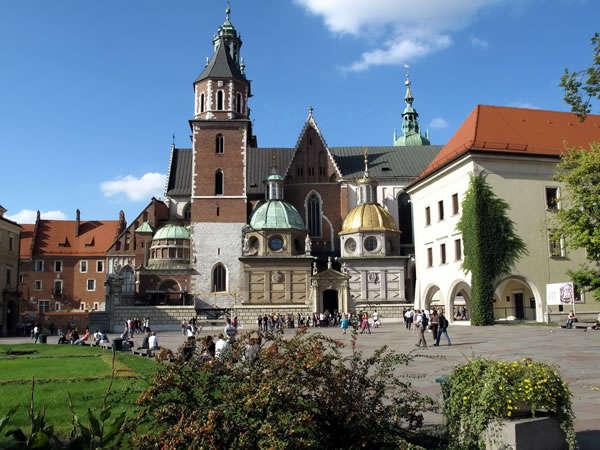 Colina de Wawel: todo un símbolo de Cracovia (Polonia)